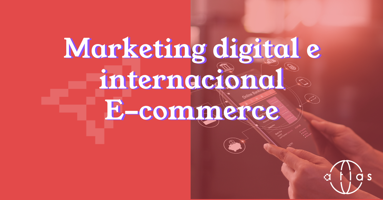 Marketing digital e internacional para E-Commerce portada